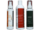 Hair Re-Growth Serum + Bullet Anti Dandruff Shampoo Conditioner + Thickening Hair Tonic